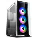 Корпус DEEPCOOL MATREXX 55 V3 ADD-RGB 3F [DP-ATX-MATREXX55V3-AR-WH-3F] белый