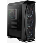 Корпус AeroCool Aero One Eclipse [Aero One Eclipse-G-BK-v1] черный